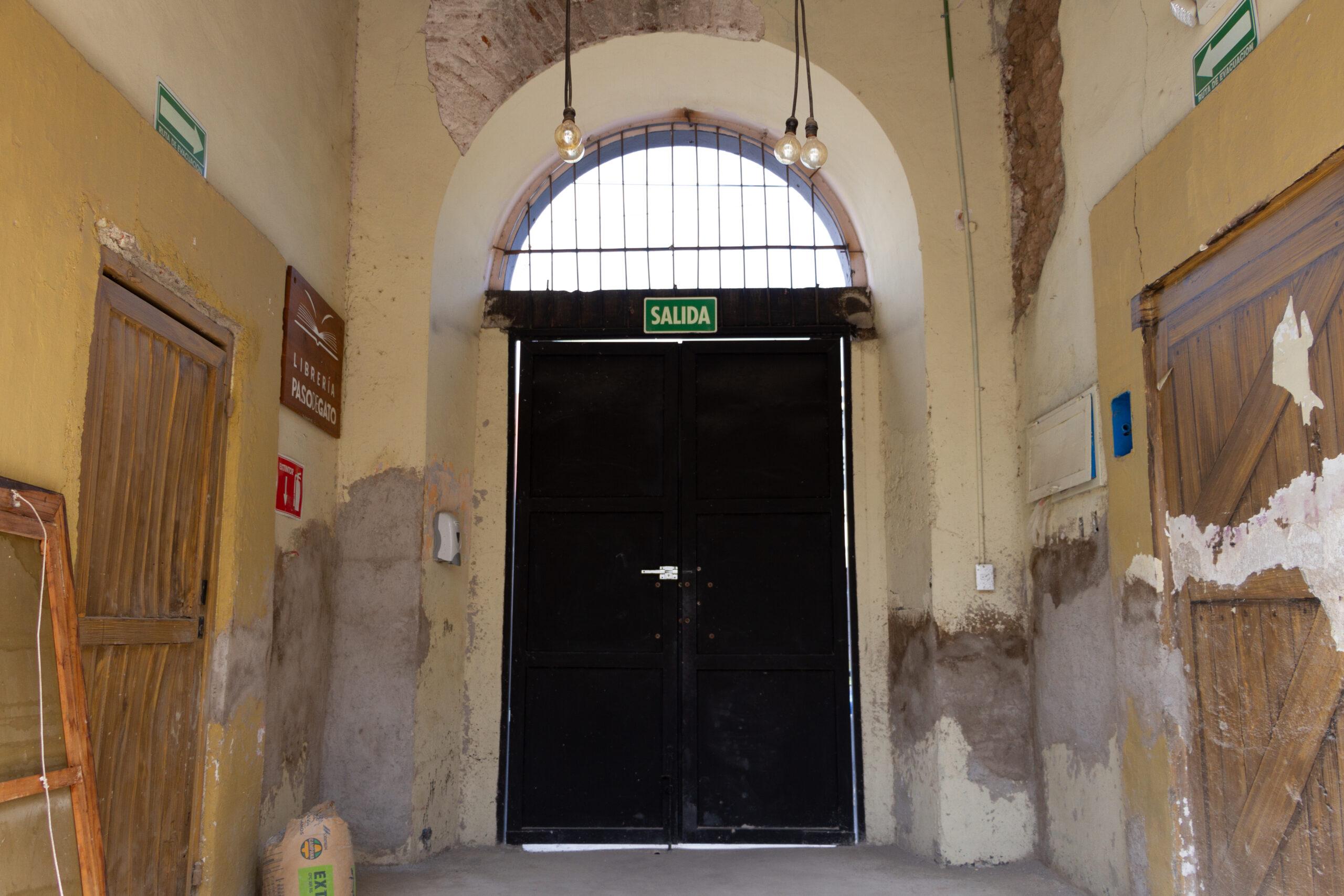 Entrada a El Mentidero